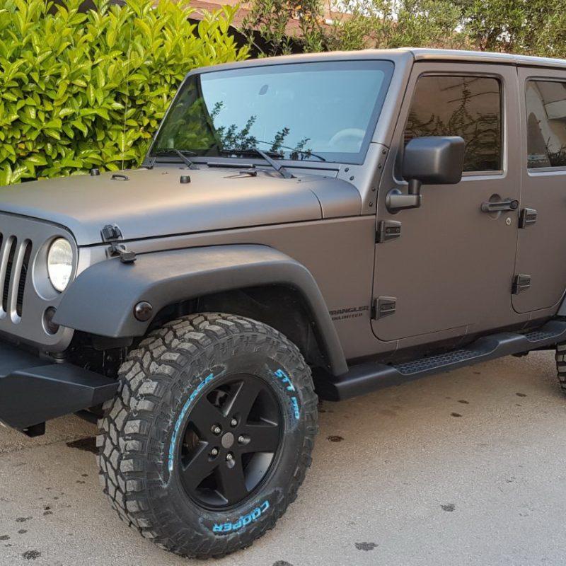 Jeep Wrangler Rubicon G