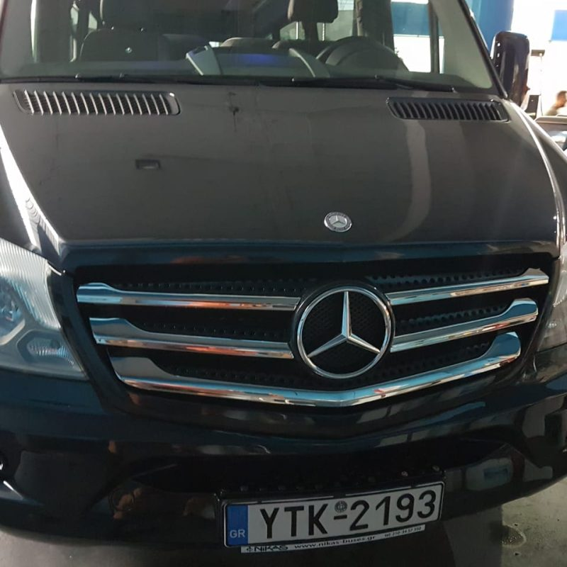 Mercedes Sprider 14