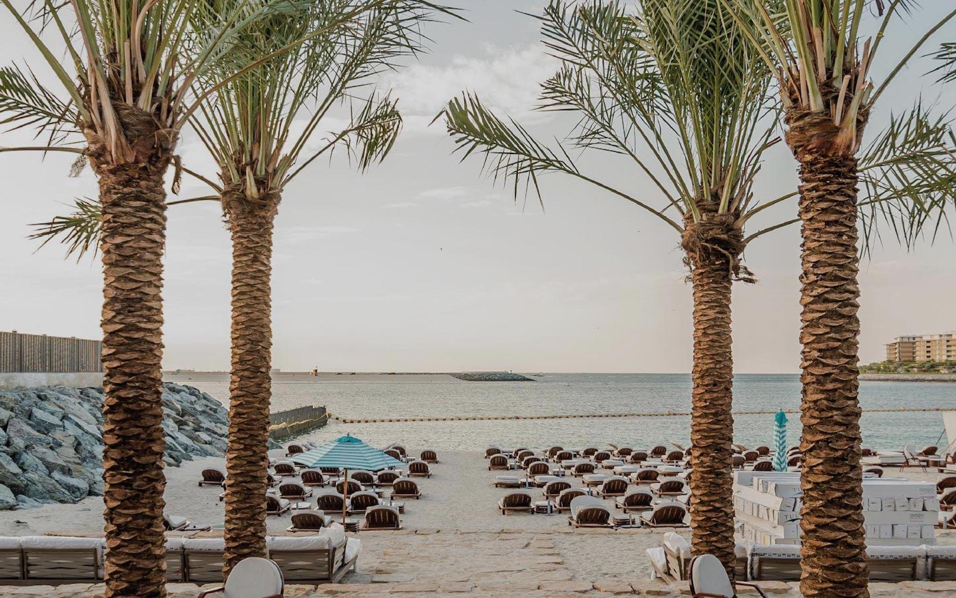 Nammos-Dubai: A glamourous Mykonos hotspot lands in the Emirates