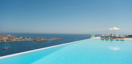 Island of Mykonos, villas in Mykonos Summer 2020