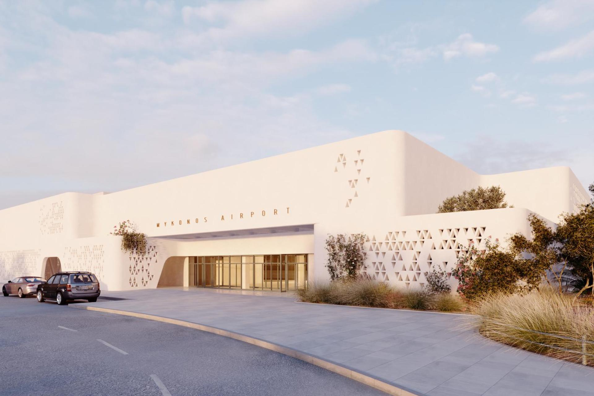 Covid – 19, New Mykonos Airport and coronavirus crisis