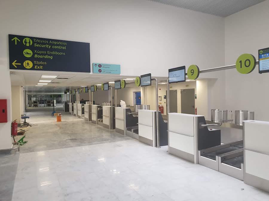 Covid -19, Νέο αεροδρόμιο Μυκόνου | Mykonos.Luxury