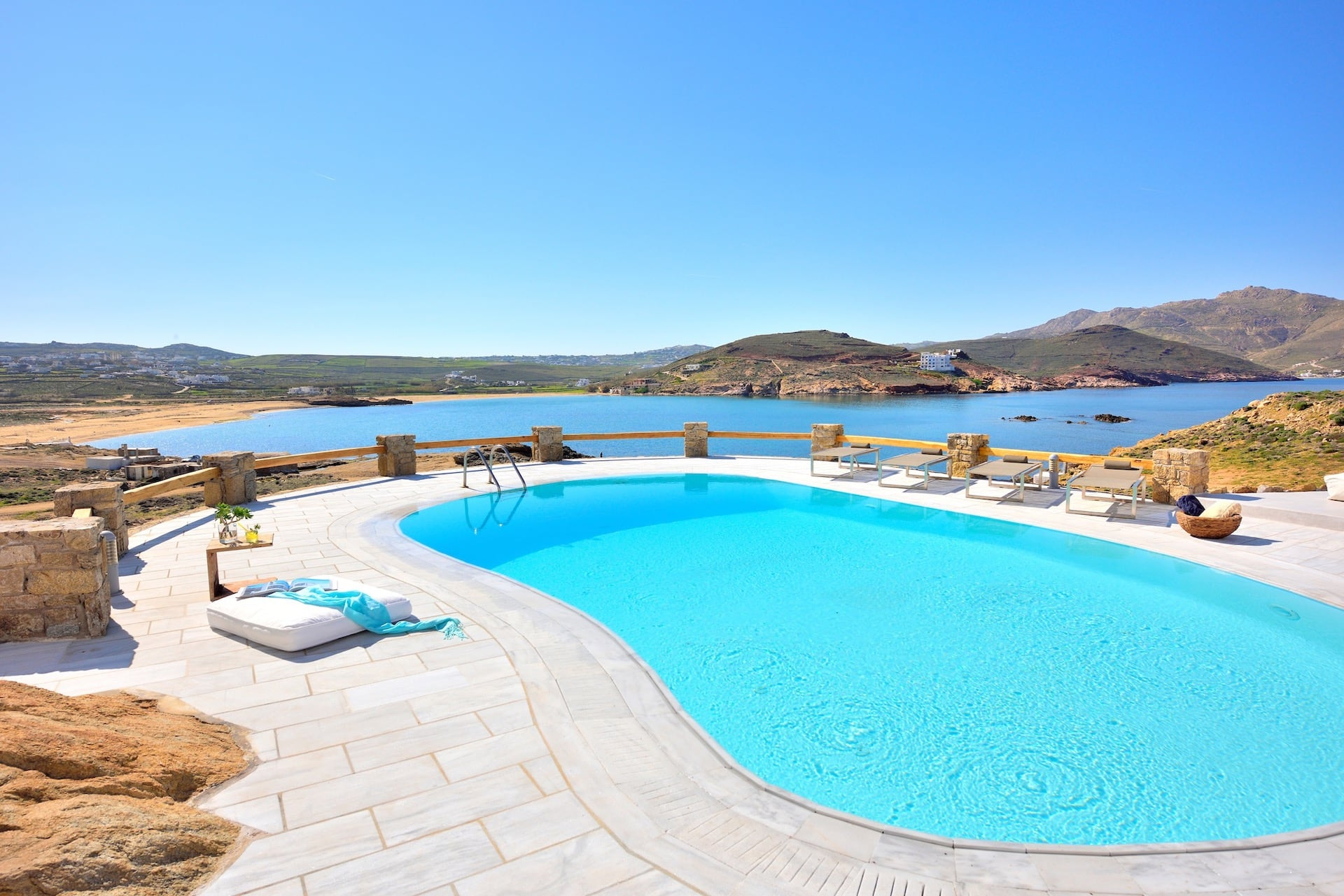 Getting Away From It All- Summer Holidays In Mykonos