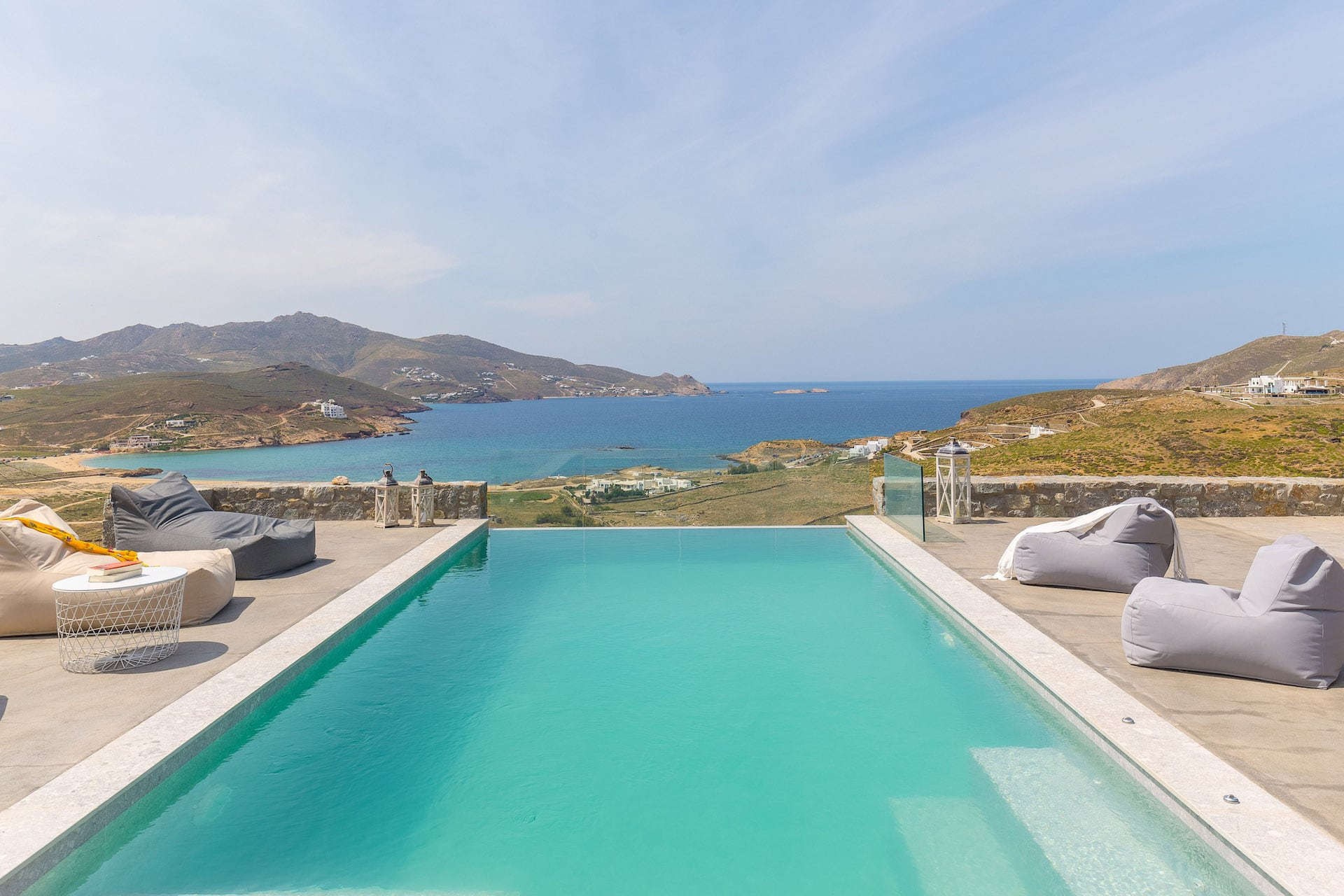 Villa Management by Mykonos Luxury – Policy & Fees