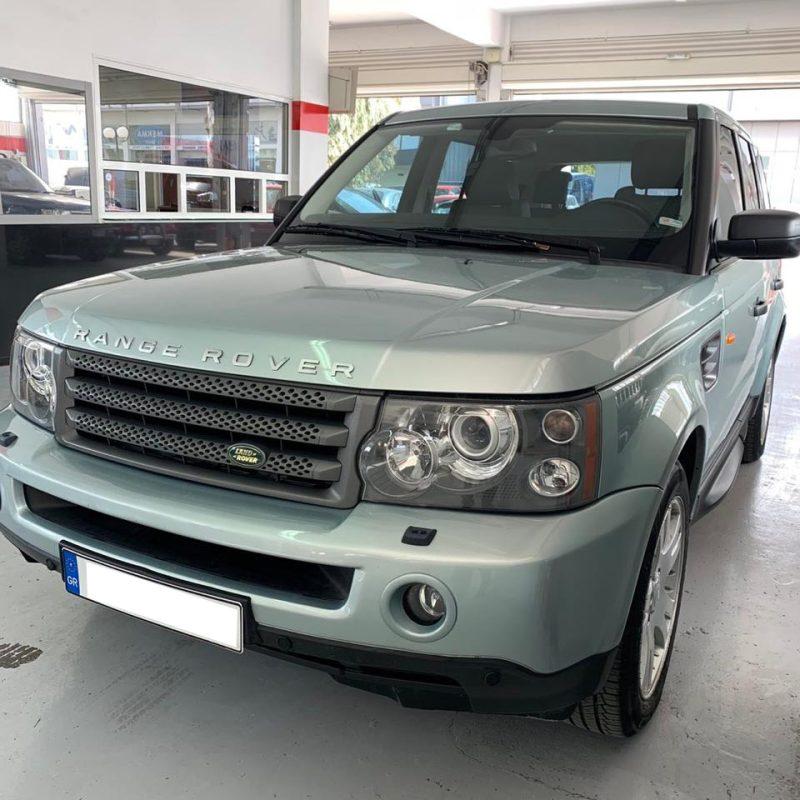 Range Rover Sport Benzine