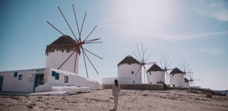 Why Foodies Love the Island of Mykonos