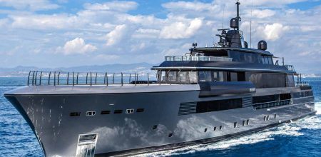 CRN awarded With M/Y Atlante Once again !