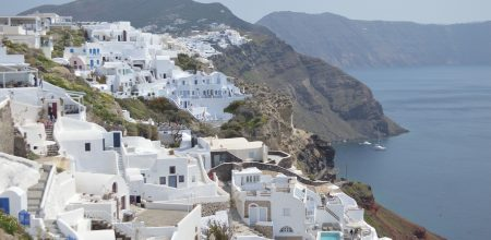 Best Islands in the World: Santorini