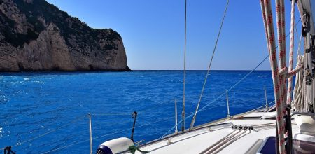 Why Greece is better on a yacht