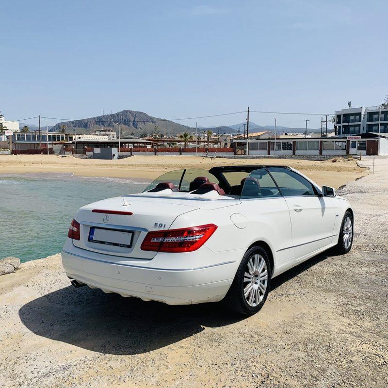 Mercedes E 200 Cabrio