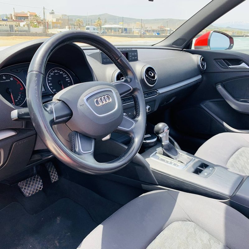 Audi  A3 TFSI Cabrio