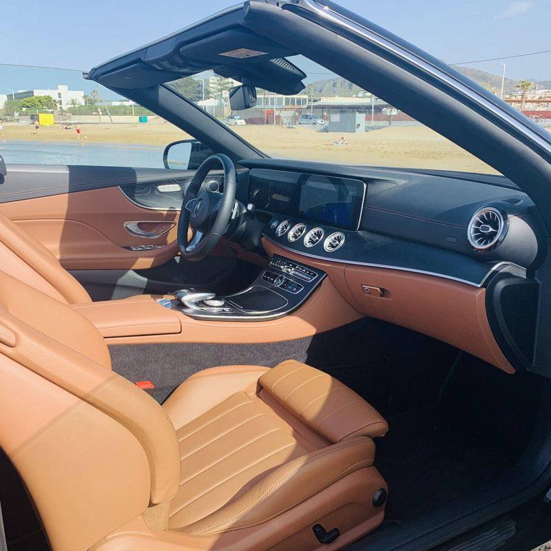 Mercedes E 300 Cabrio