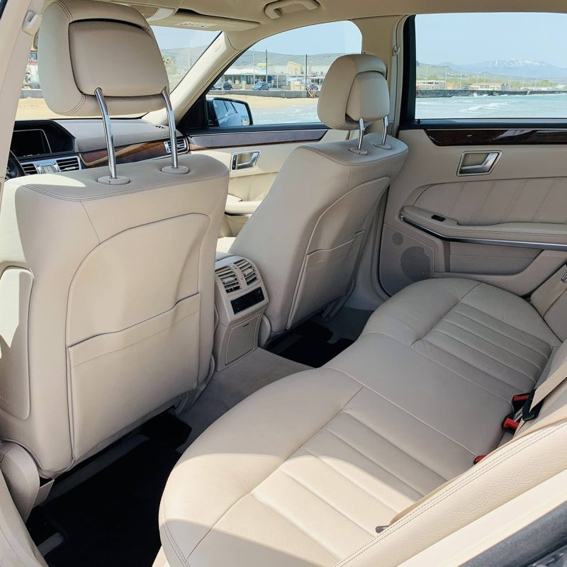 Mercedes E 300 Hybrid