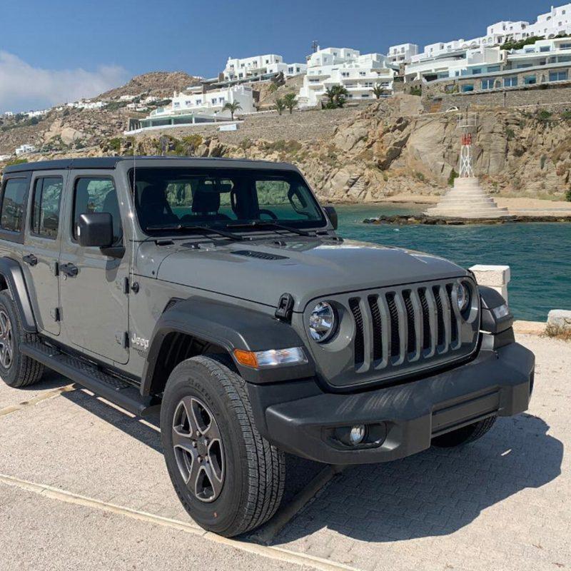 Jeep Wrangler Cabrio