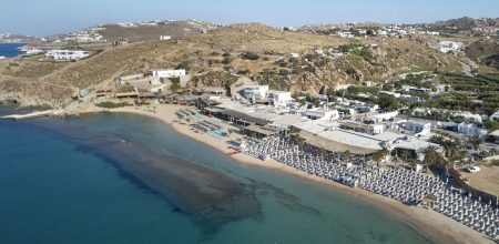 Mykonos Beaches & Beach Clubs- The Spice of Life