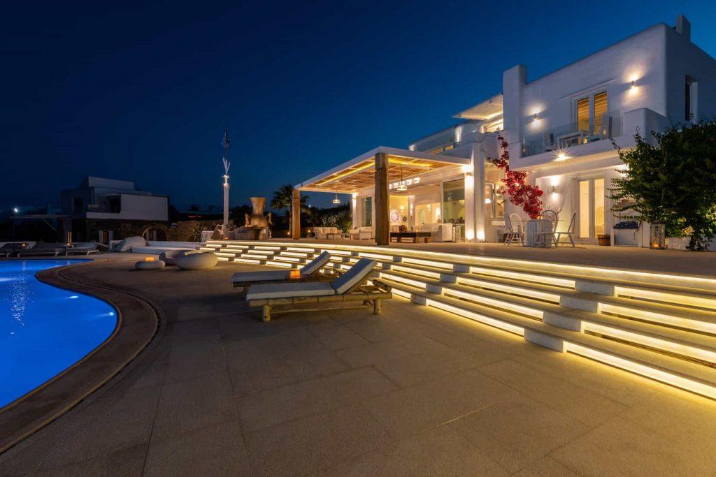Mykonos luxury Alegria villa10