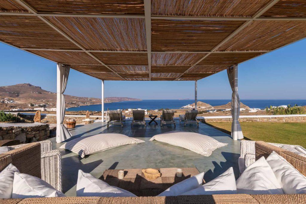 Mykonos luxury Alegria villa11