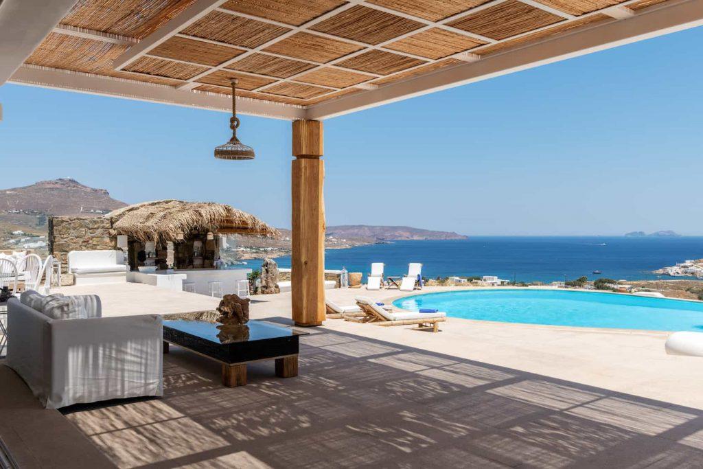 Mykonos luxury Alegria villa13