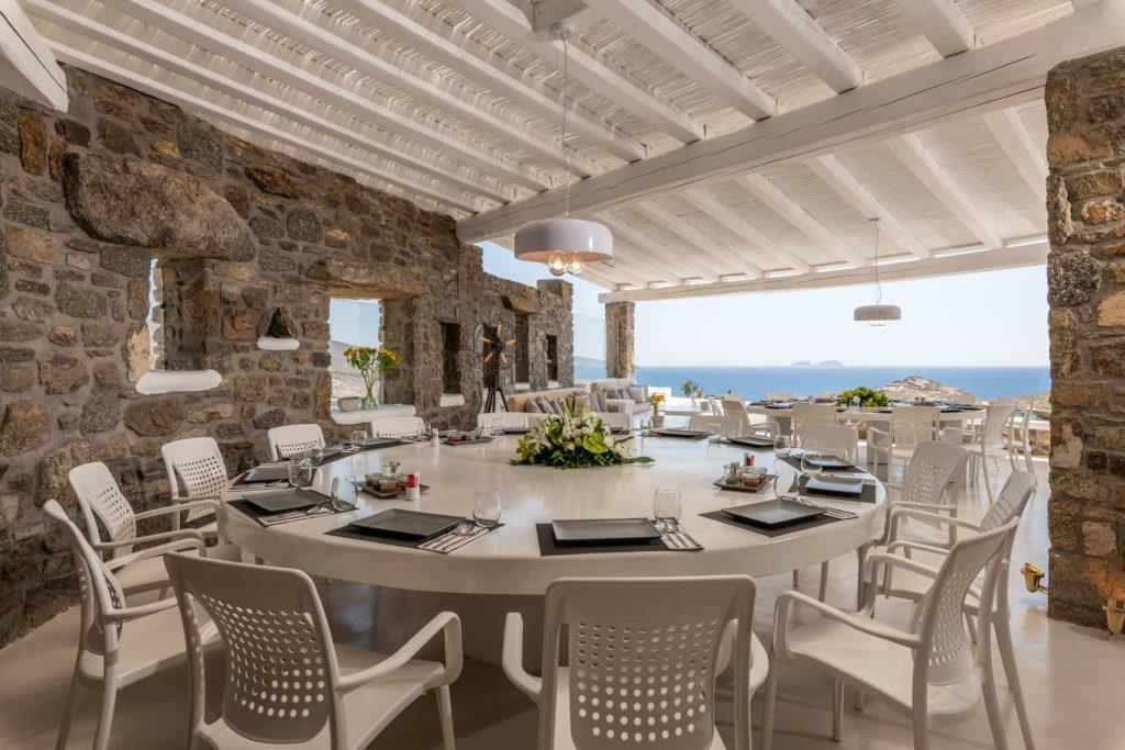 Mykonos luxury Alegria villa14