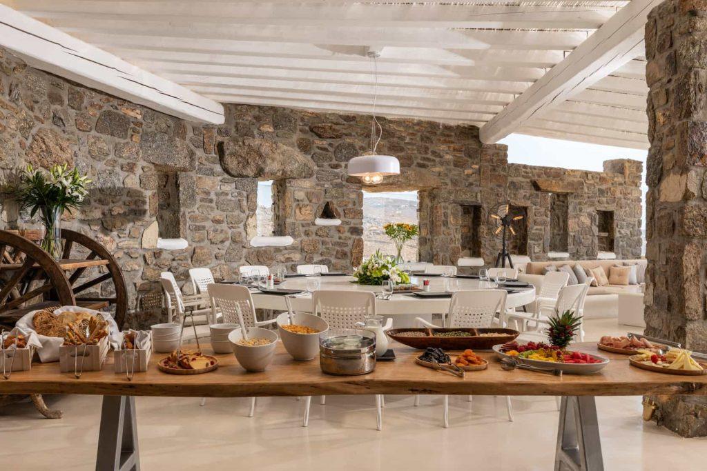 Mykonos luxury Alegria villa18