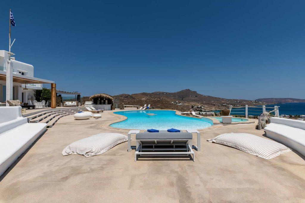 Mykonos luxury Alegria villa3