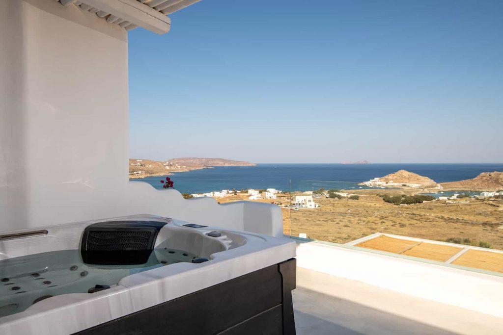 Mykonos luxury Alegria villa33