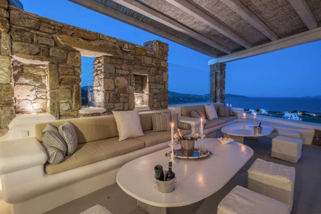 Mykonos luxury Alegria villa38