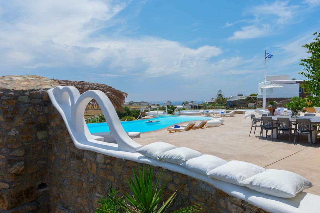 Mykonos luxury Alegria villa39