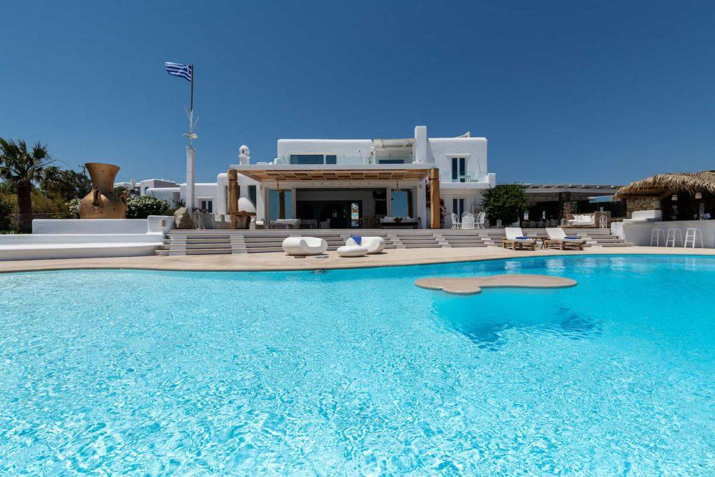 Mykonos luxury Alegria villa4