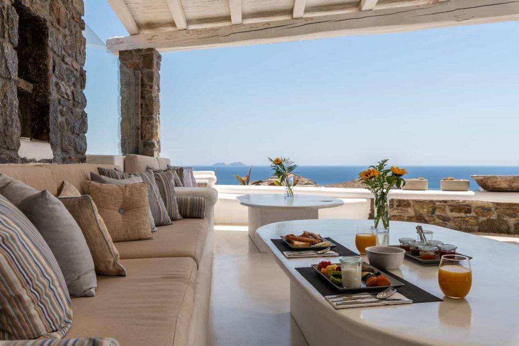 Mykonos luxury Alegria villa49