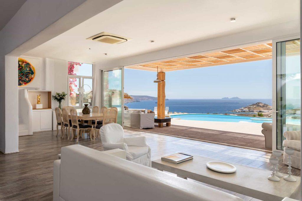 Mykonos luxury Alegria villa5
