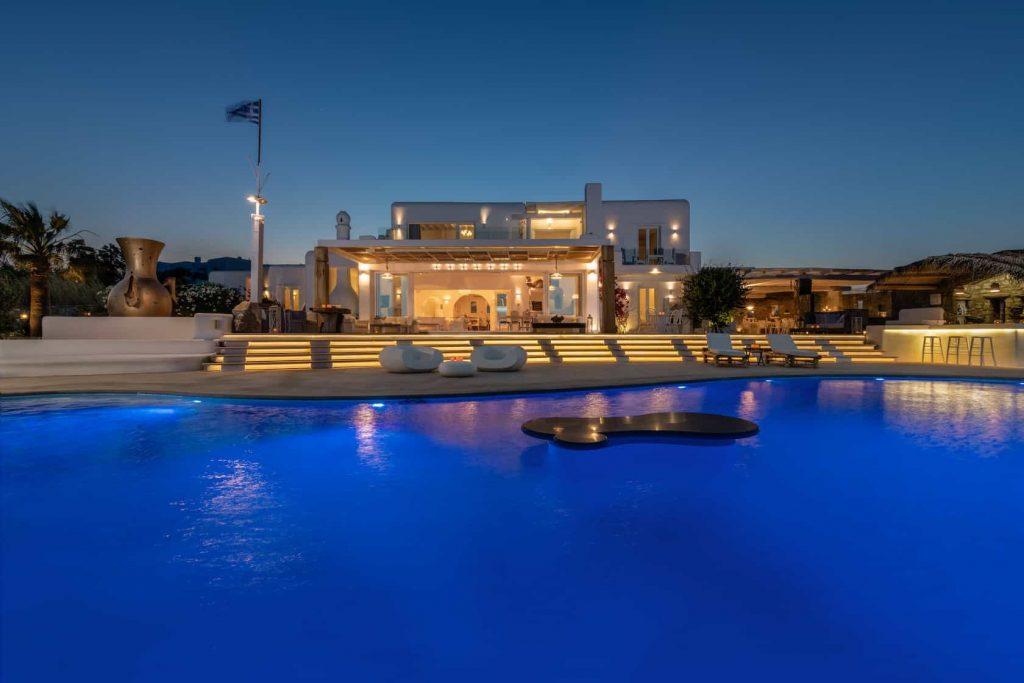 Mykonos luxury Alegria villa6