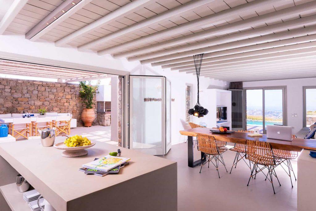 Mykonos luxury villa Alena10