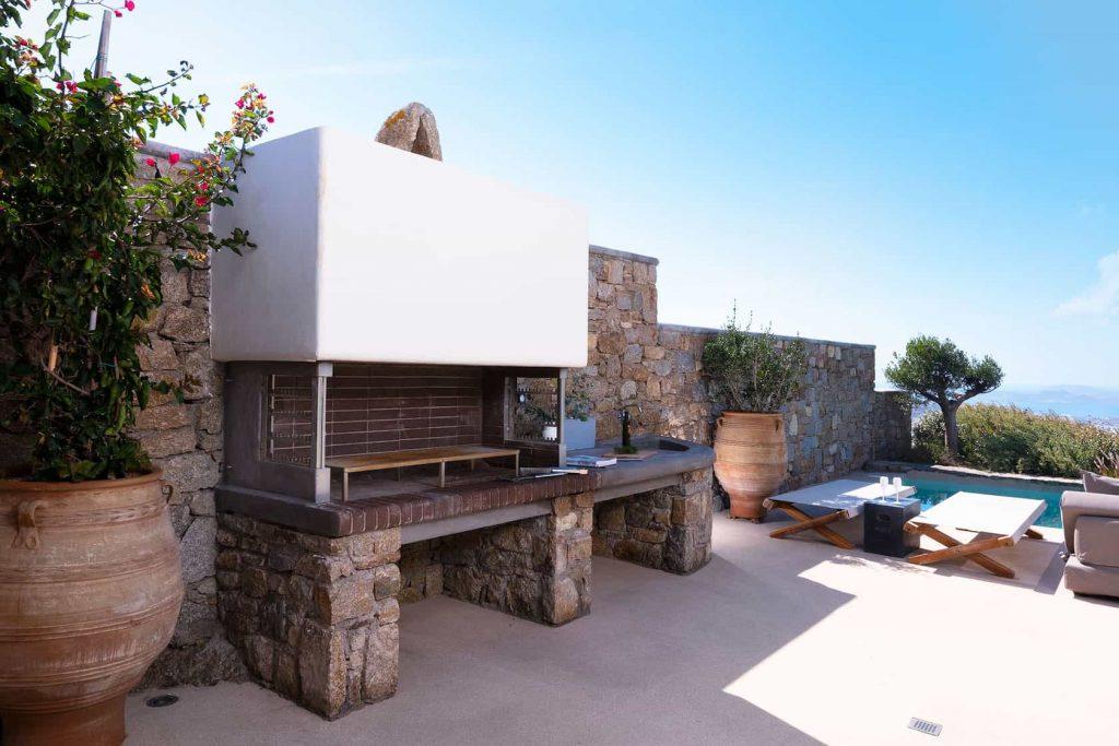 Mykonos luxury villa Alena11