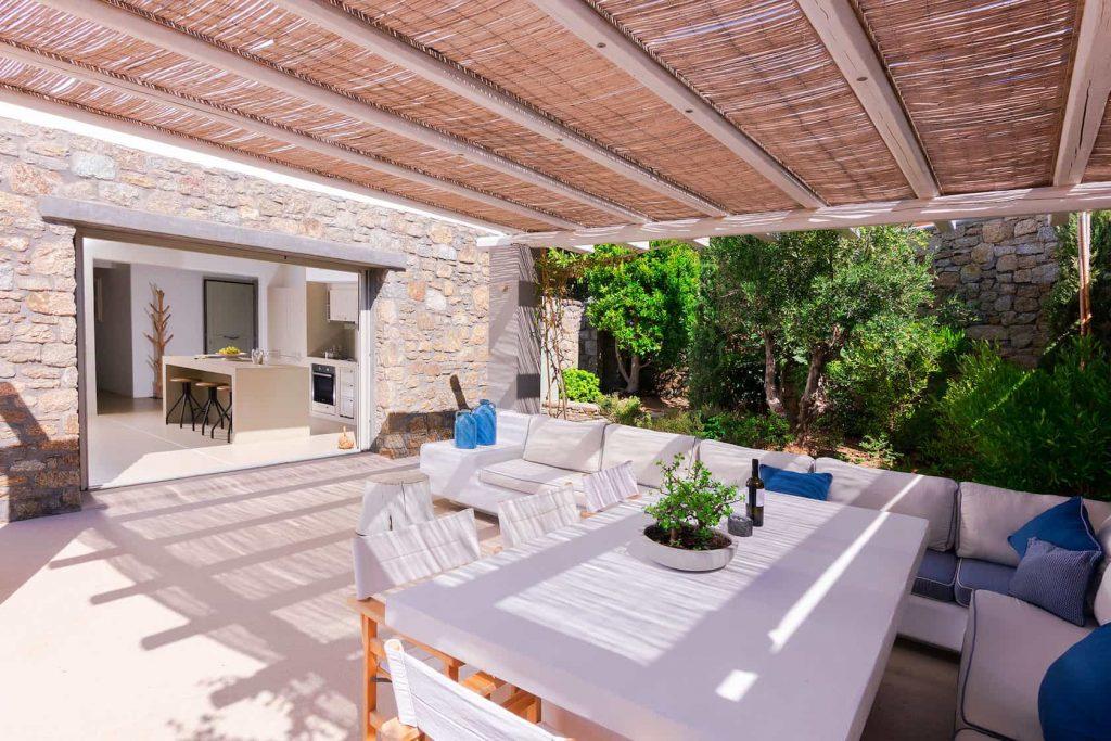 Mykonos luxury villa Alena12