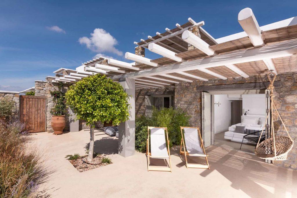 Mykonos luxury villa Alena15