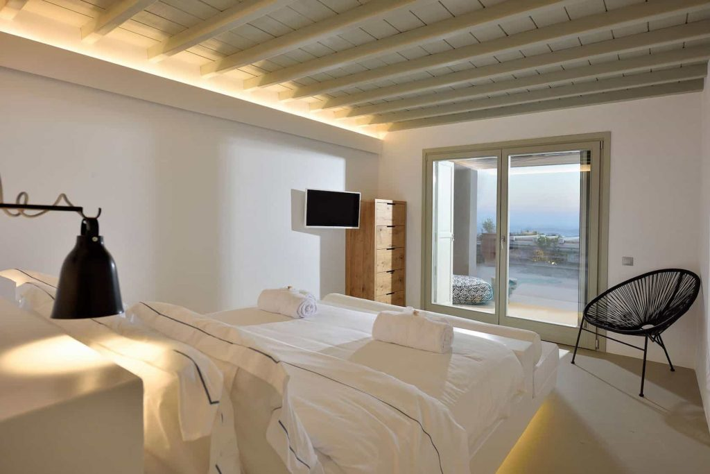 Mykonos luxury villa Alena19