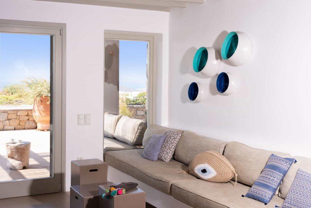 Mykonos luxury villa Alena3