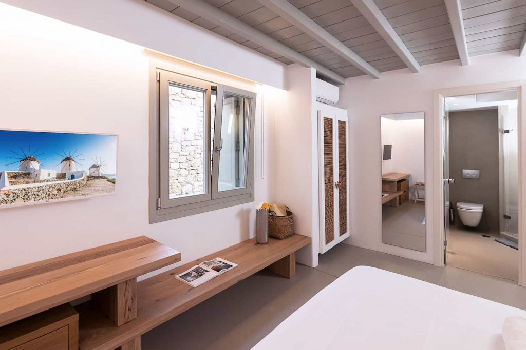 Mykonos luxury villa Alena7