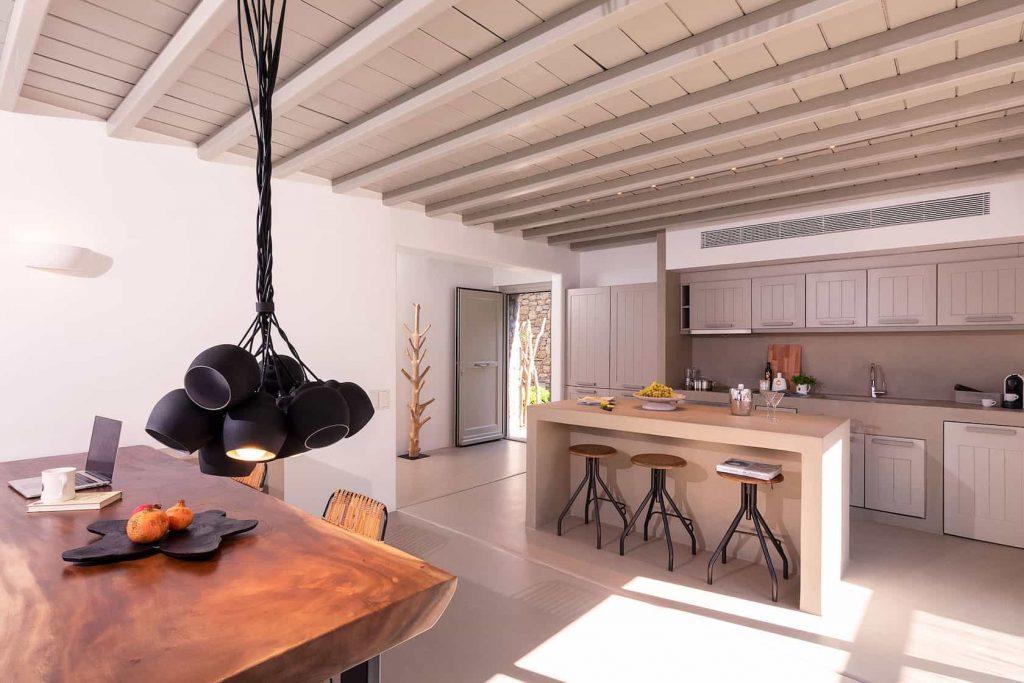 Mykonos luxury villa Alena8