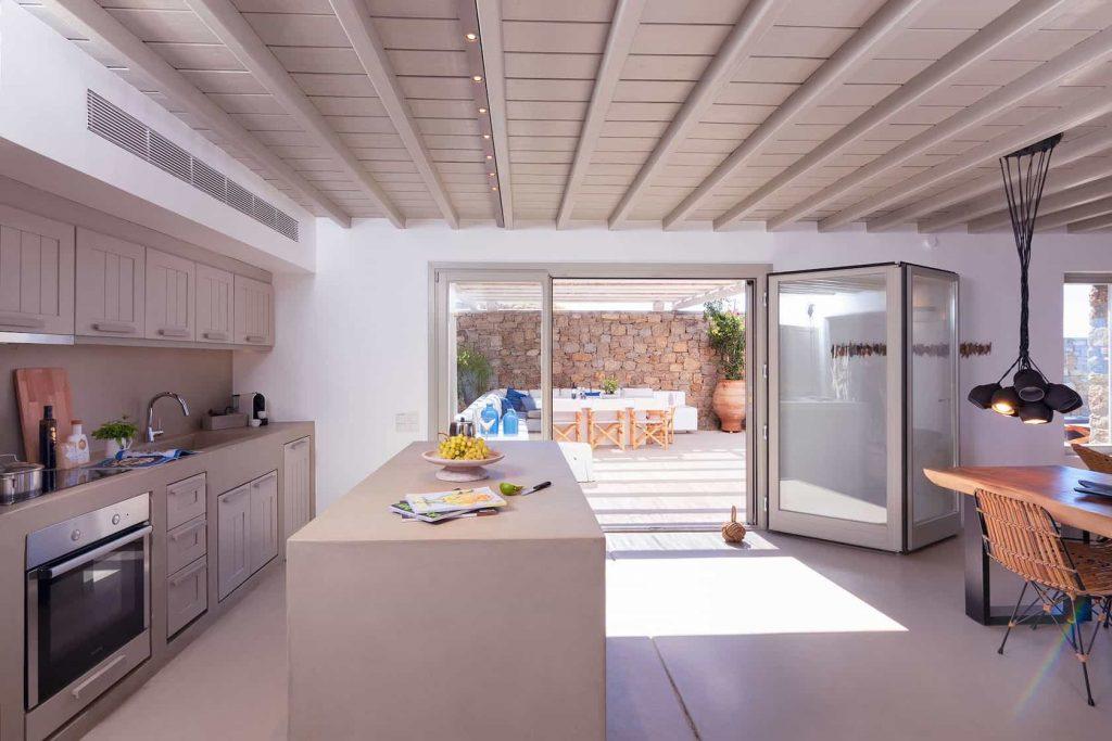 Mykonos luxury villa Alena9