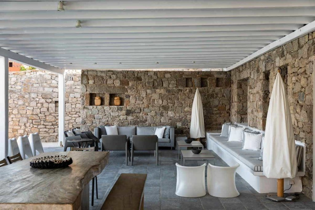 Mykonos luxury villa Aliki20