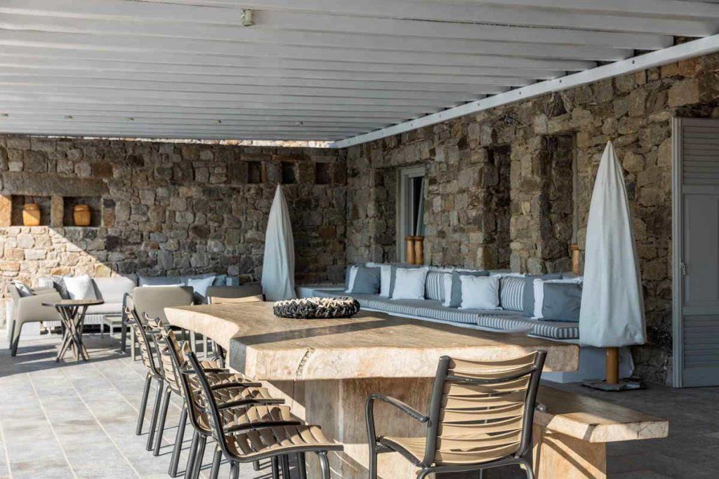 Mykonos luxury villa Aliki34