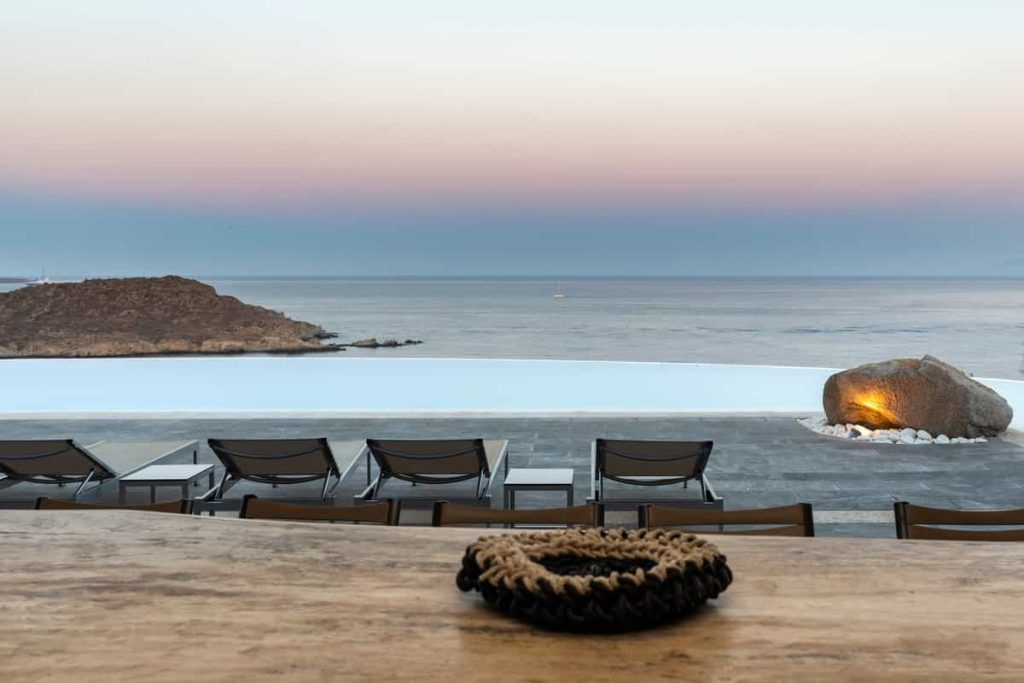 Mykonos luxury villa Aliki42