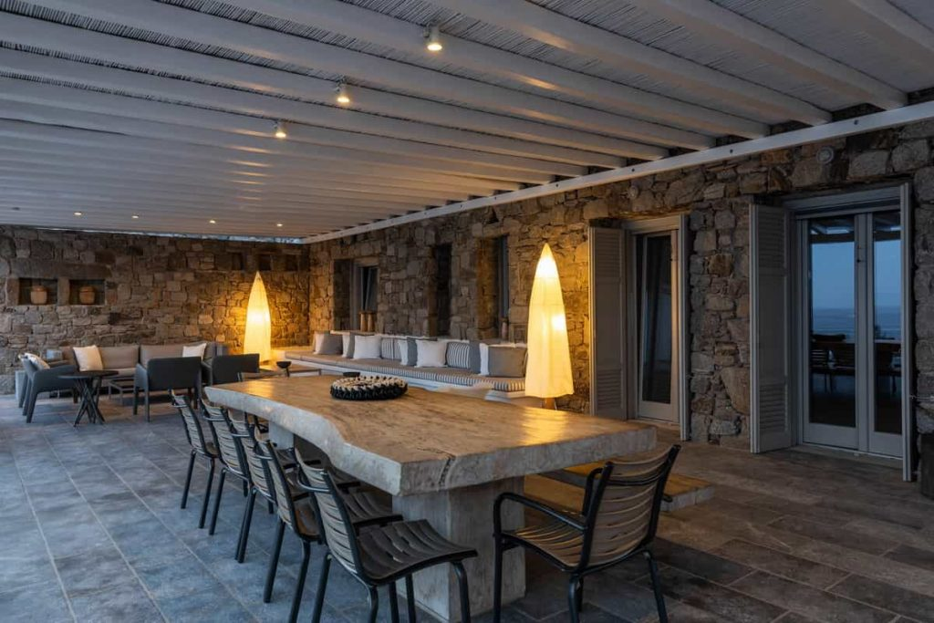 Mykonos luxury villa Aliki43