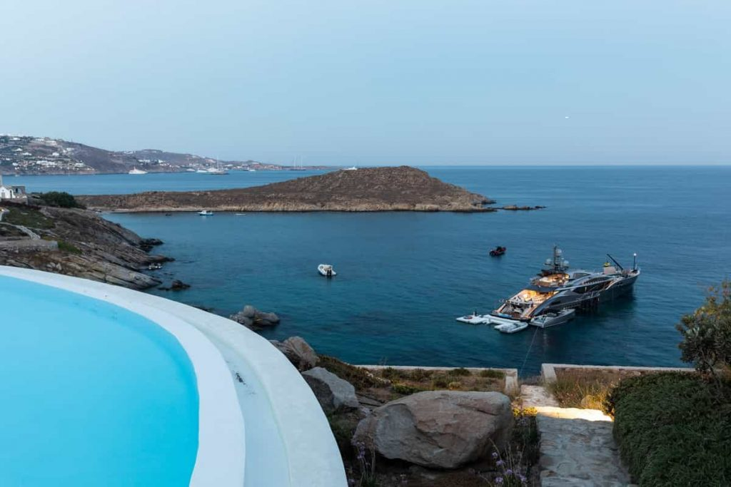 Mykonos luxury villa Aliki44