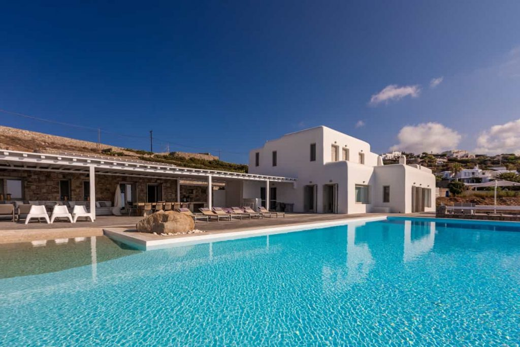 Mykonos luxury villa Aliki48