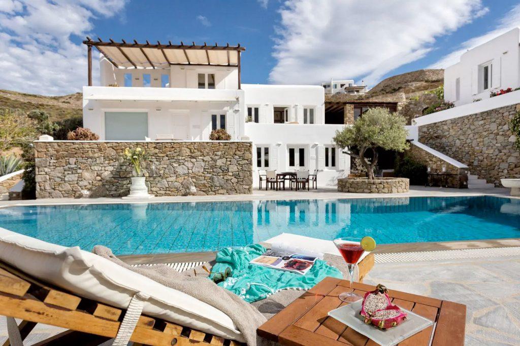 Mykonos Luxury Villa Ariel 1