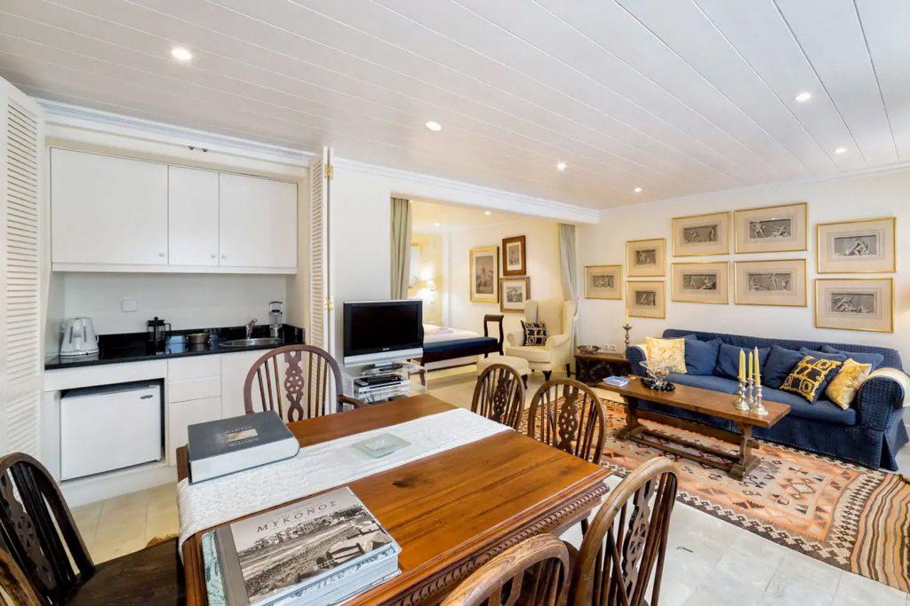 Mykonos Luxury Villa Ariel 23