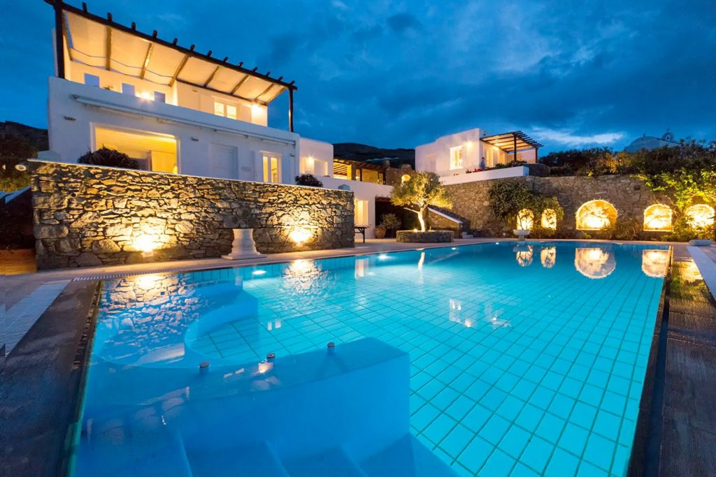 Mykonos Luxury Villa Ariel 28